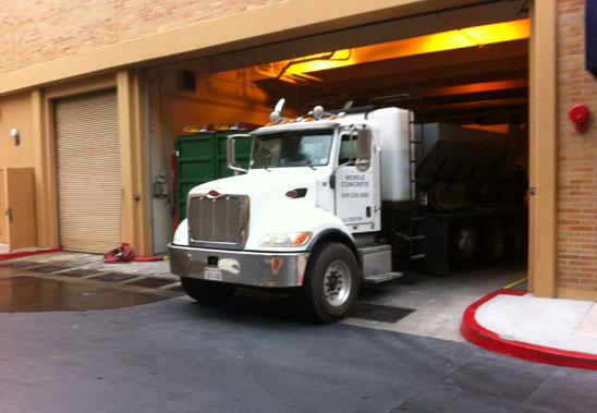 Anaheim Commercial Ready Mix Concrete