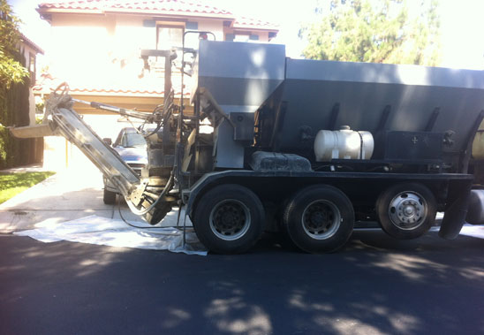 Downey Fresh On-Site Concrete Mixer