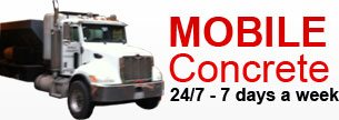Orange, LA County Mobile Concrete Contractor