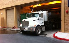 OC Ready Mix Load Truck
